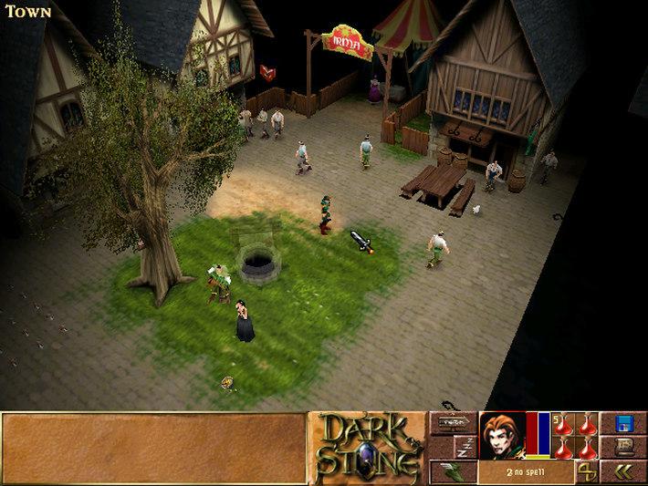 Dark Stone игра скачать - фото 8