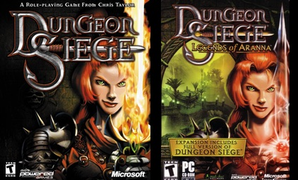 Dungeon Siege by GPG